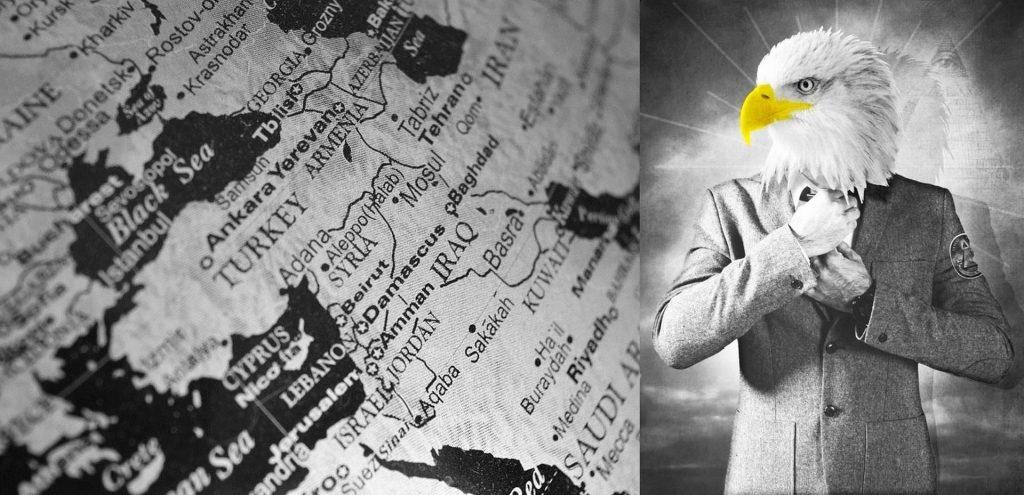 Язон Масон — Геополитический обзор планируемого Армагеддона и оккультная битва с кабалой и Глубинным Государством. В 2 частях Geopolitik-1024x495